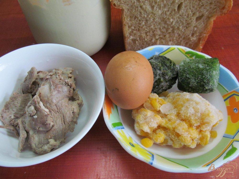 Фото приготовление рецепта: Мясной гратен шаг №1