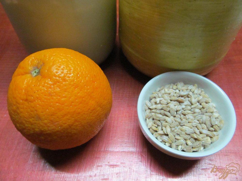 Фото приготовление рецепта: Перловая каша на завтрак шаг №1