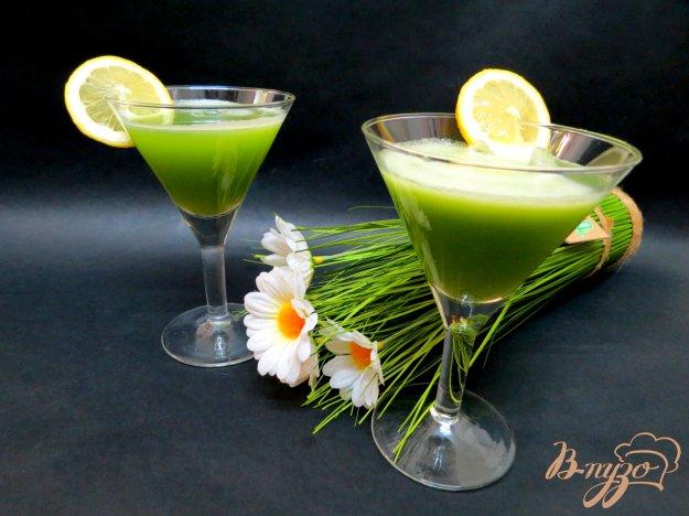 фото рецепта: Огуречный напиток освежающий