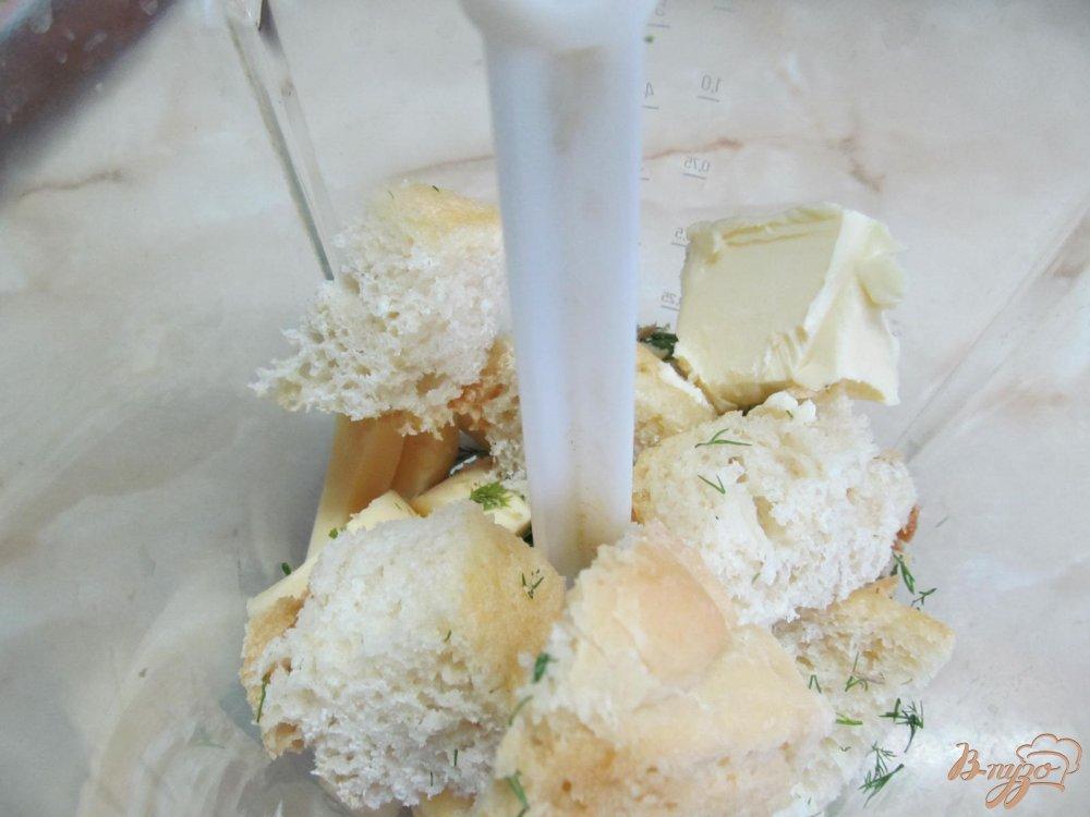 Фото приготовление рецепта: Кабачки под шубой шаг №4