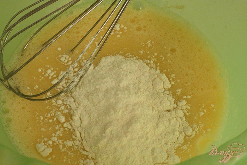 Фото приготовление рецепта: Блинчики