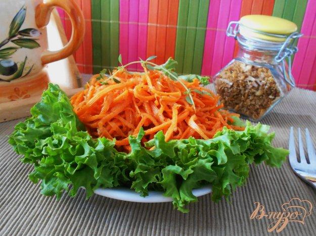 фото рецепта: Морковь по-корейски