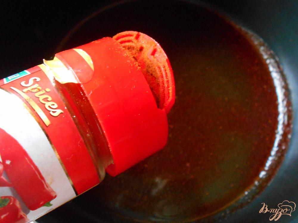 Фото приготовление рецепта: Морковь по-корейски шаг №3