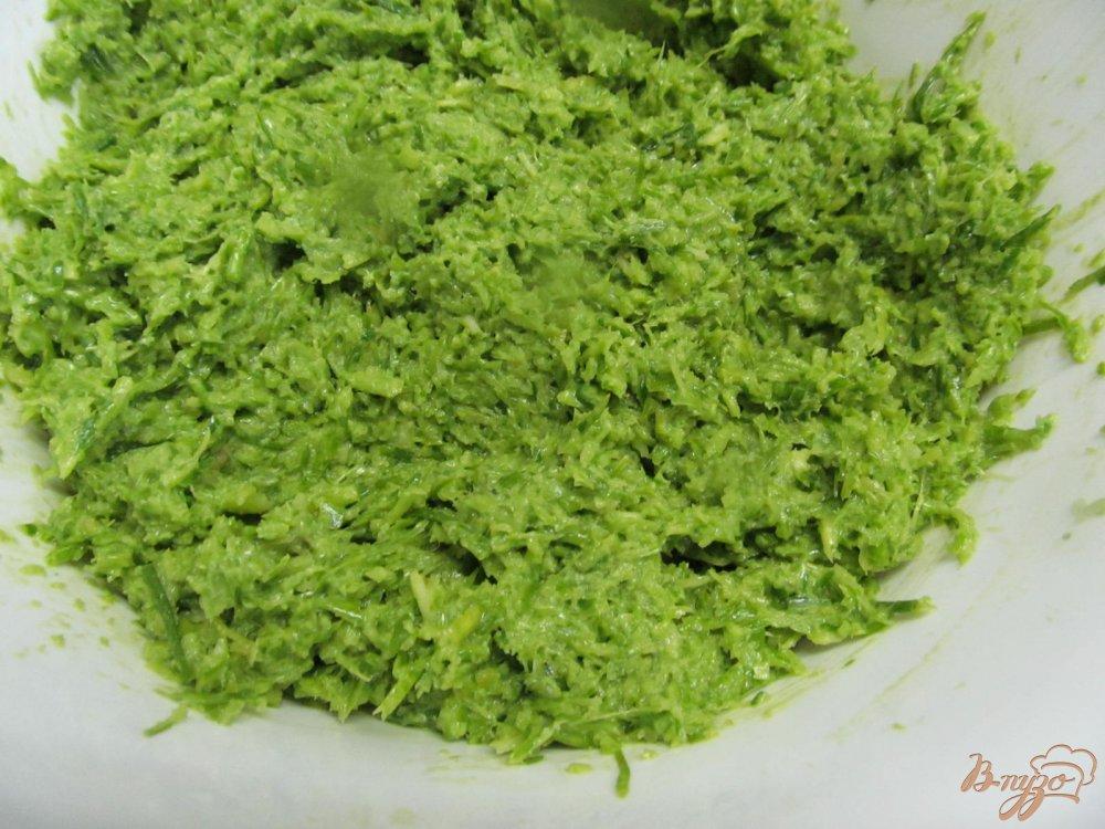 Фото приготовление рецепта: Заправка из чесночных дудок шаг №4