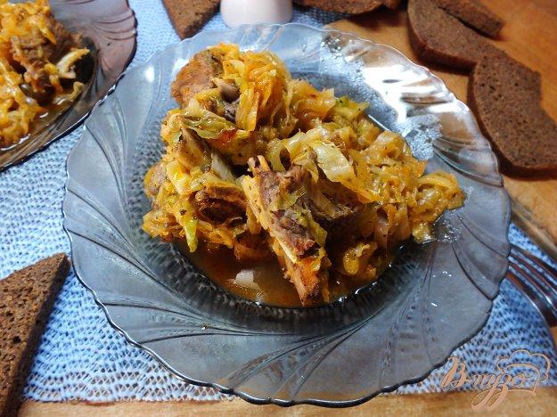вкусная тушеная капуста рецепт без мяса