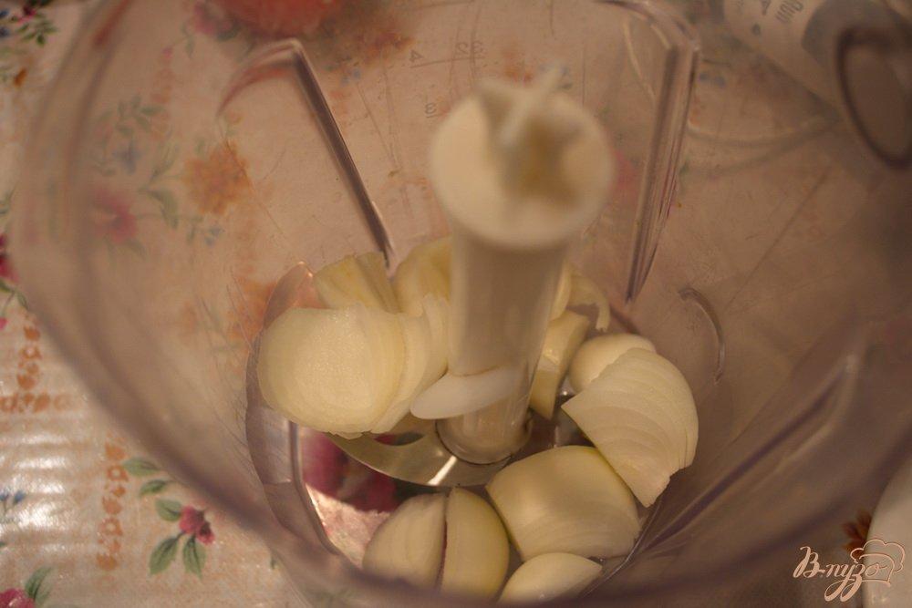 Фото приготовление рецепта: Легкие котлеты без хлеба шаг №1