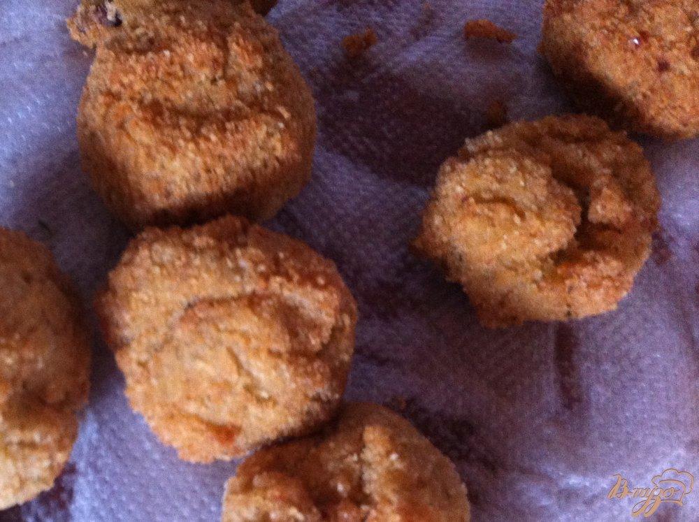 Фото приготовление рецепта: Макароны с котлетками из цветной капусты шаг №6
