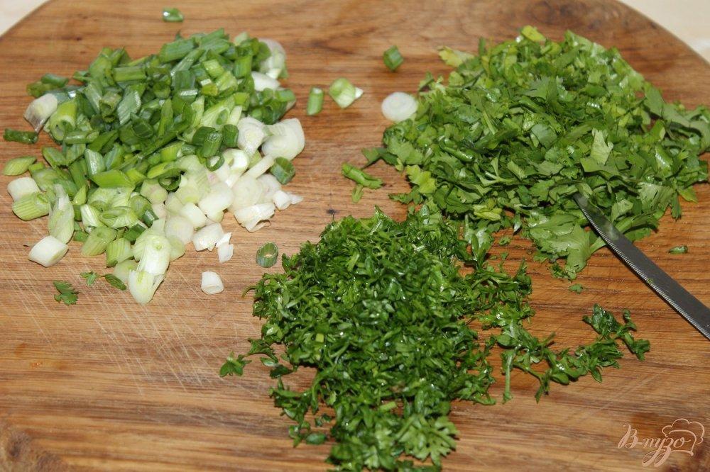 Фото приготовление рецепта: Шурпа по - домашнему со свининой и аджикой шаг №6