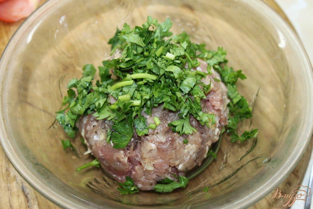 Кабачки под фаршем в духовке рецепт