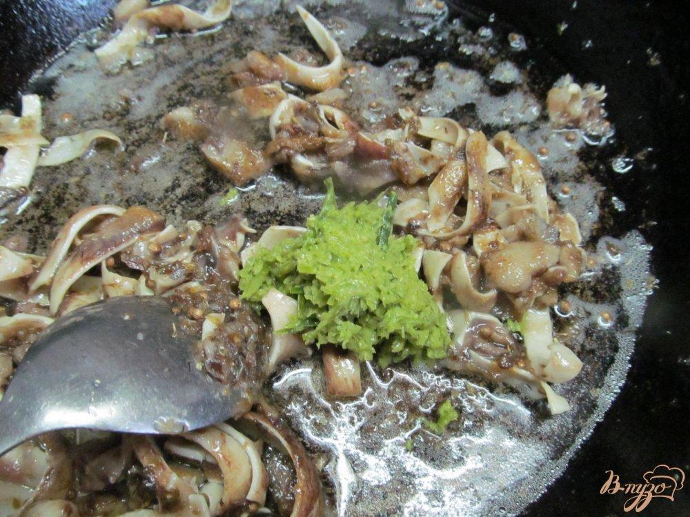 Фото приготовление рецепта: Свиные ушки шаг №4
