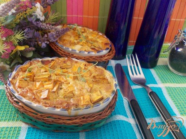 фото рецепта: Картофельная запеканка по-крестьянски