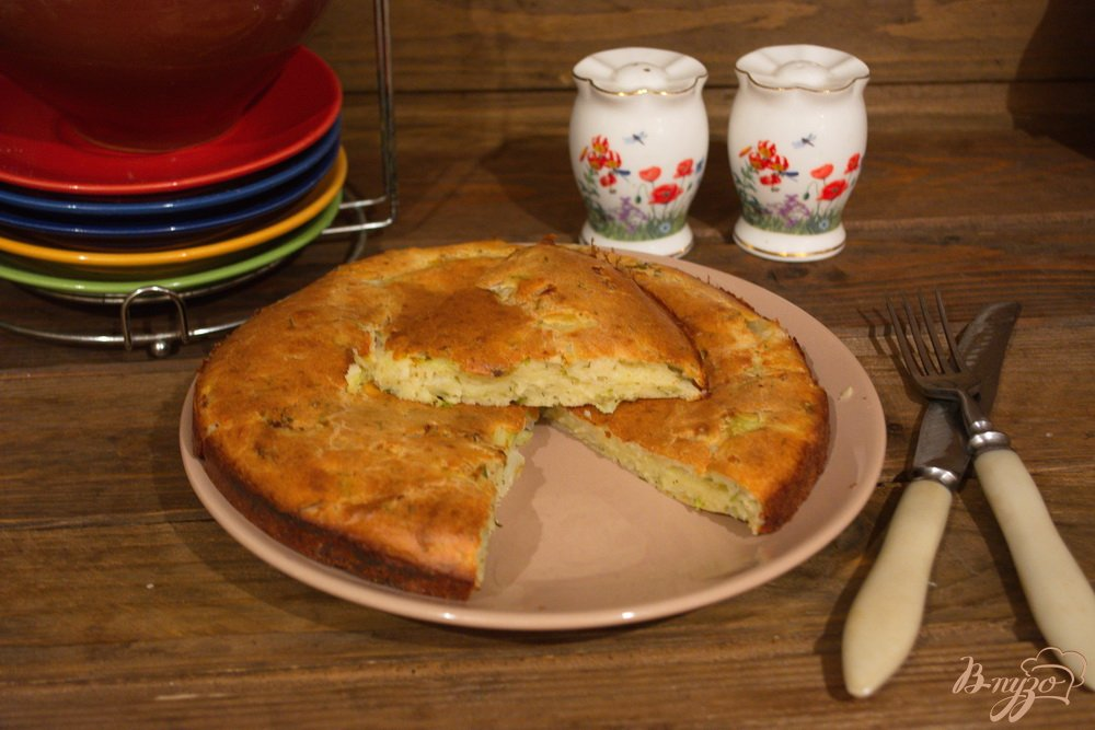 Рецепт пирога с капустой на кефире в духовке без дрожжей