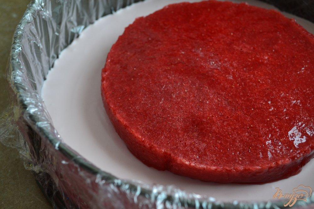 Бисквит с зеркальной глазурью рецепт с пошагово