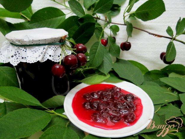 фото рецепта: Варенье черешневое в микроволновке