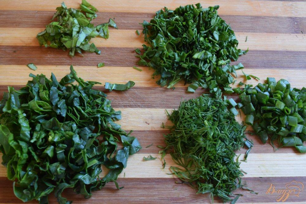 Рецепт Франкфуртский зеленый соус