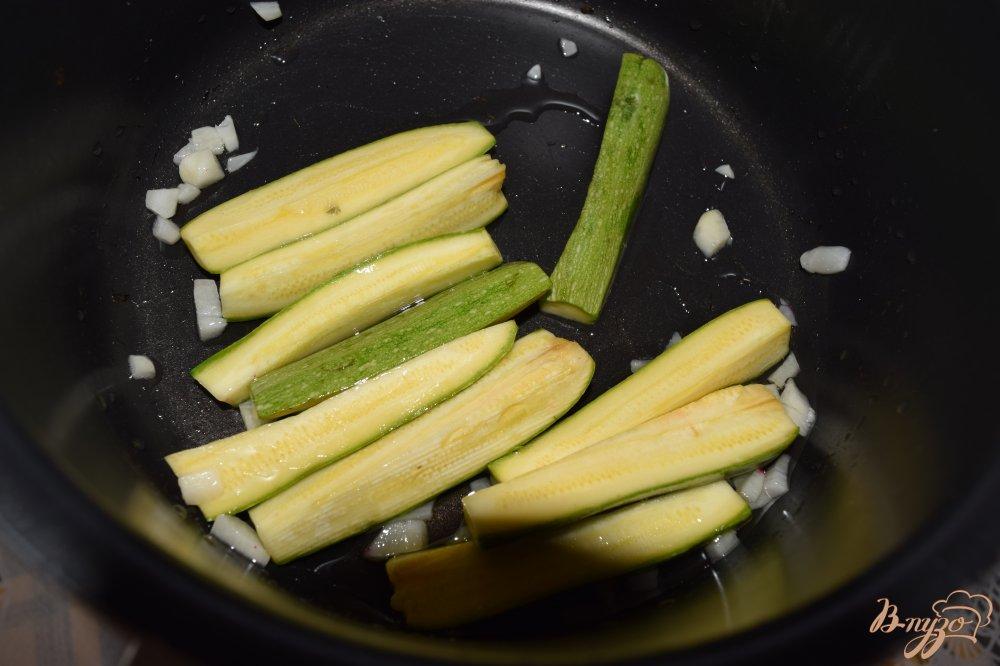 Рецепт Антипасти из цуккини