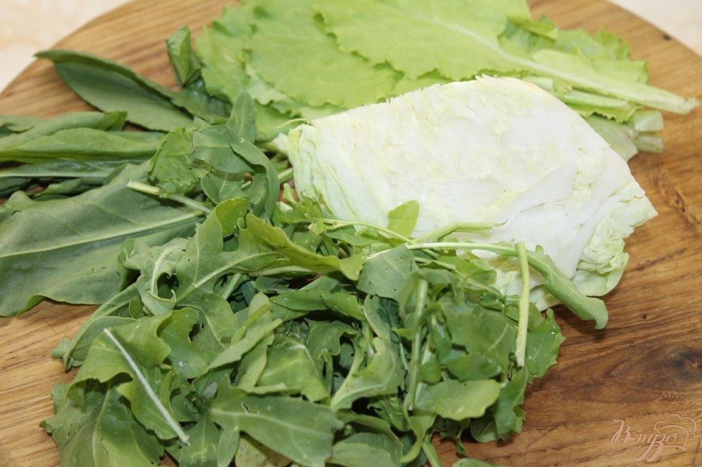 как приготовить салат огородник