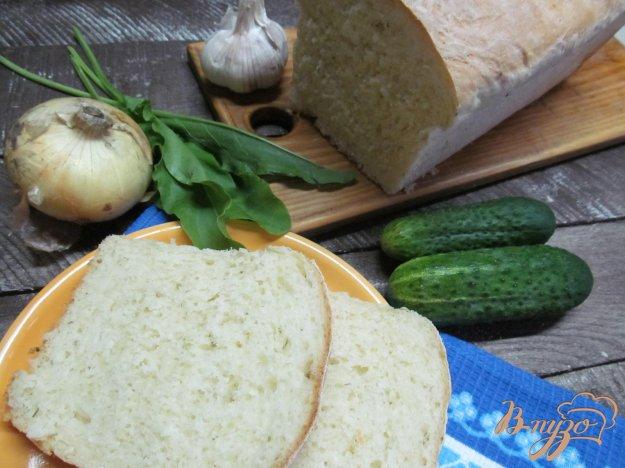 фото рецепта: Огуречный хлеб