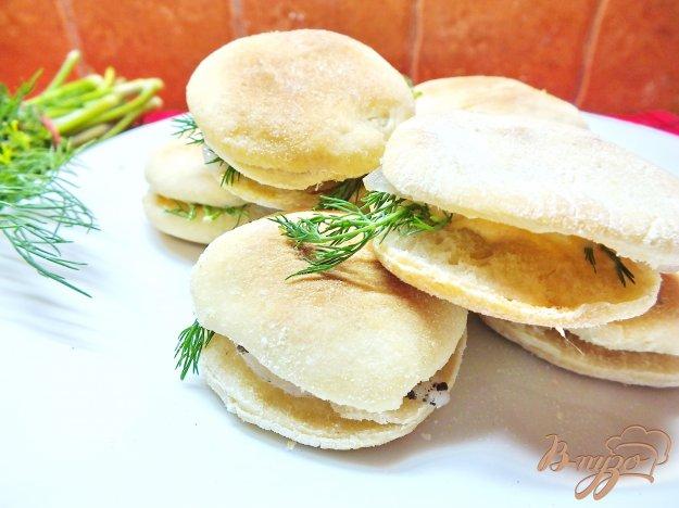 фото рецепта: Булочки для мини сэндвичей