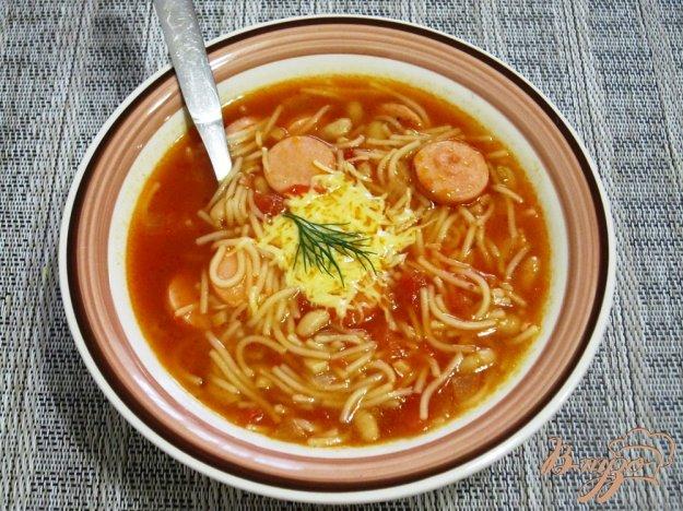 фото рецепта: Суп по-итальянски