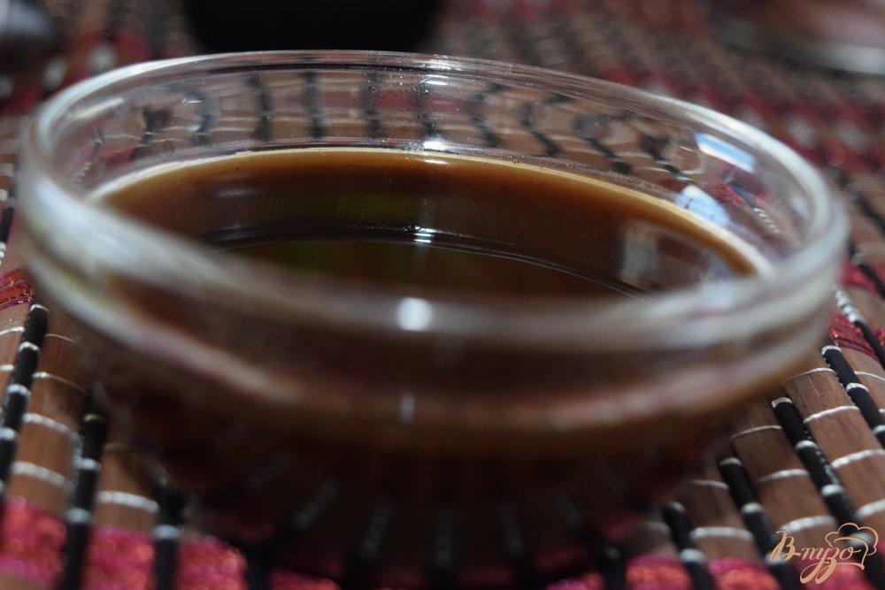 Рецепт Лосось в соусе терияки с сальсой из ананаса
