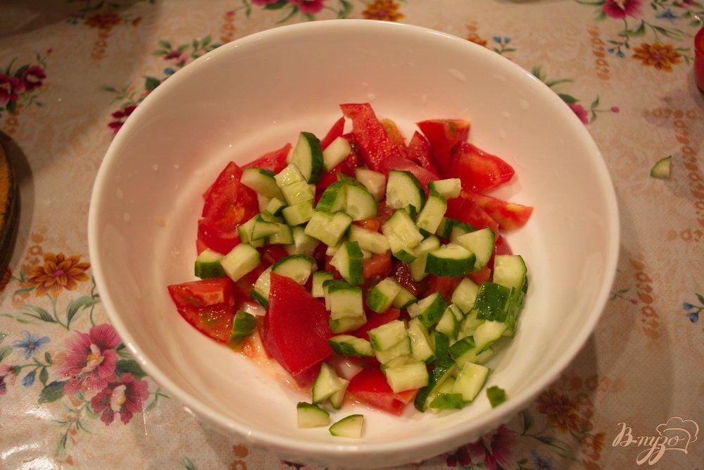 Салат сочный рецепт с