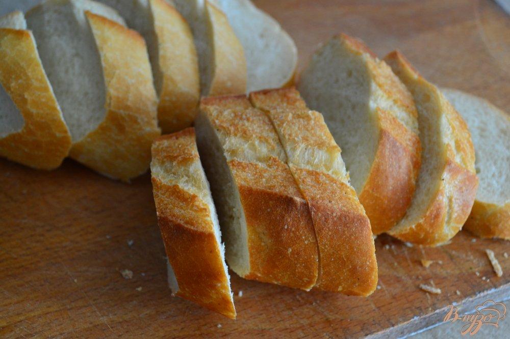Рецепт Закусочные бутербродики