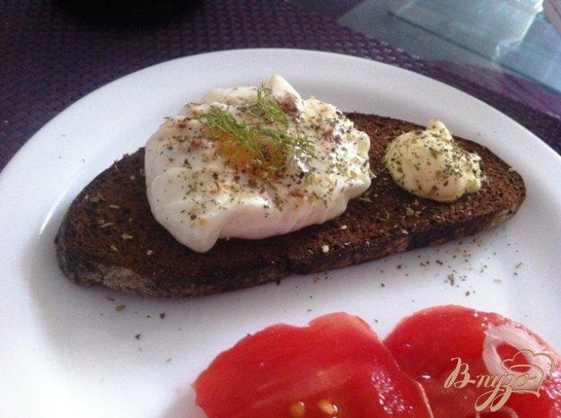 фото рецепта: Яйца пашот