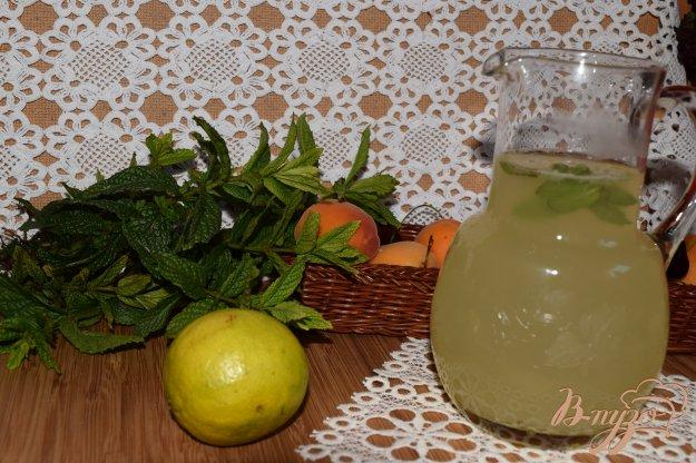 фото рецепта: Лимонад с мятой