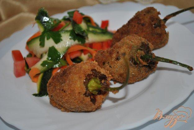 фото рецепта: Халапеньо с овощами