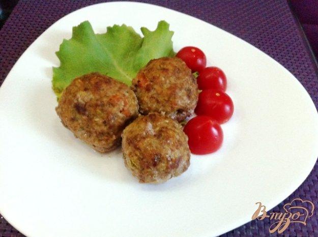 фото рецепта: Тефтели кипрские - КЕФТЕДЕС