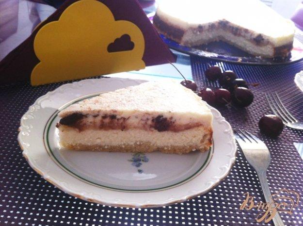 фото рецепта: Венгерская ватрушка с шоколадной заливкой