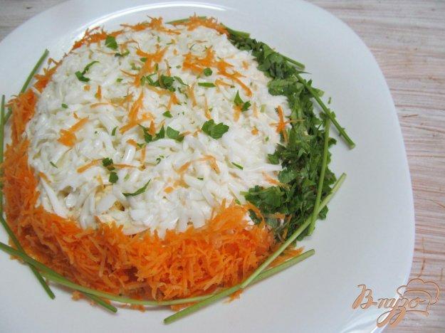 Рецепт салата мимоза с сыром пошагово