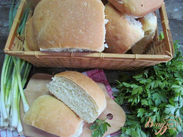 Пошаговый рецепт быстрых булочек