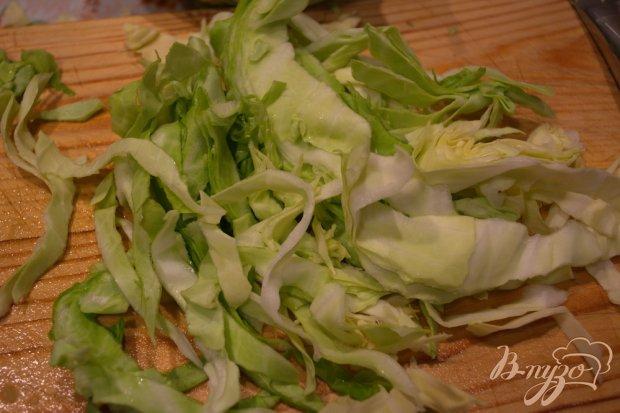 Рецепт Капустные оладушки для легкого ужина