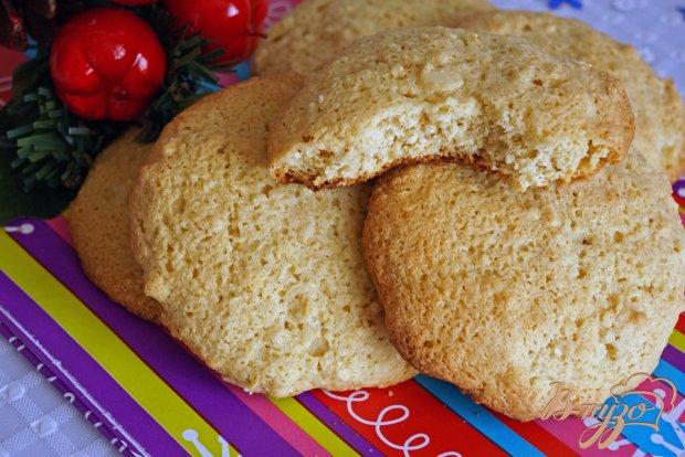 Печенье из рисовой муки с имбирем