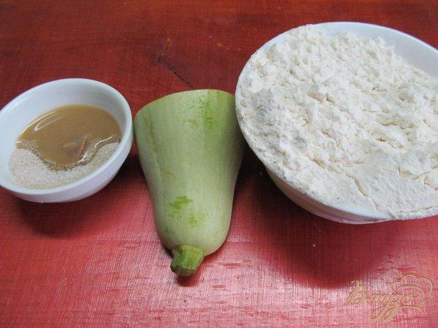 Рецепт Хлеб с кабачком и горчицей