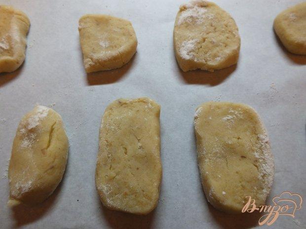 Печенье из ореховой муки
