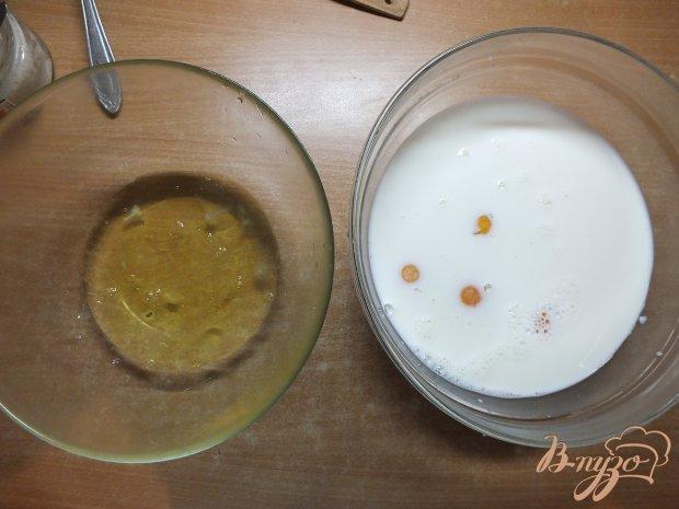 Рецепт Блины лимонные