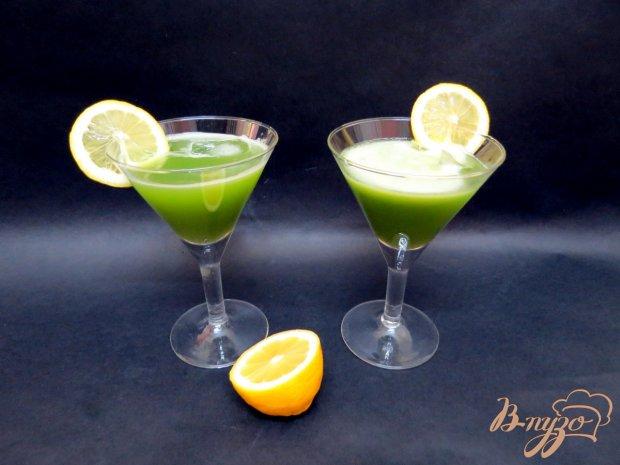 Огуречный напиток освежающий