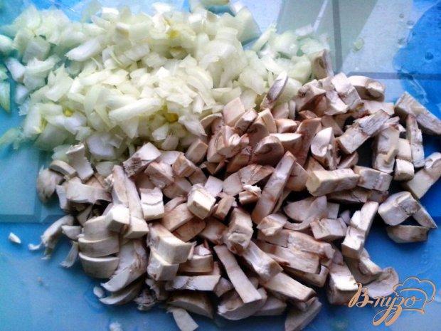 Запеканка из кабачков с грибами в мультиварке-скороварке