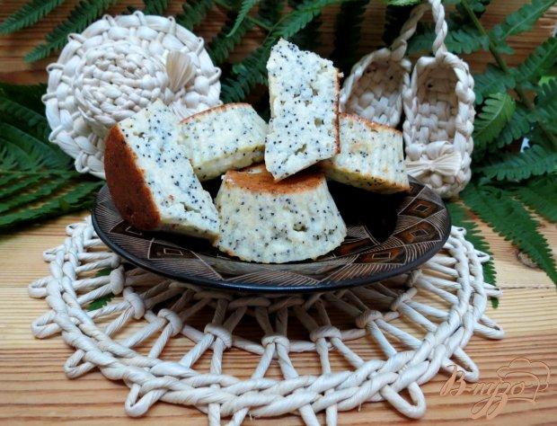 Сырники запеченные, с маком