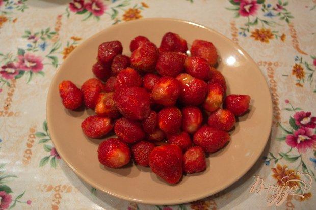 Рецепт Клубничный курд с лимоном как десерт