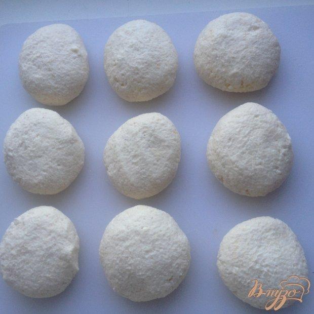 Кокосовые сырники