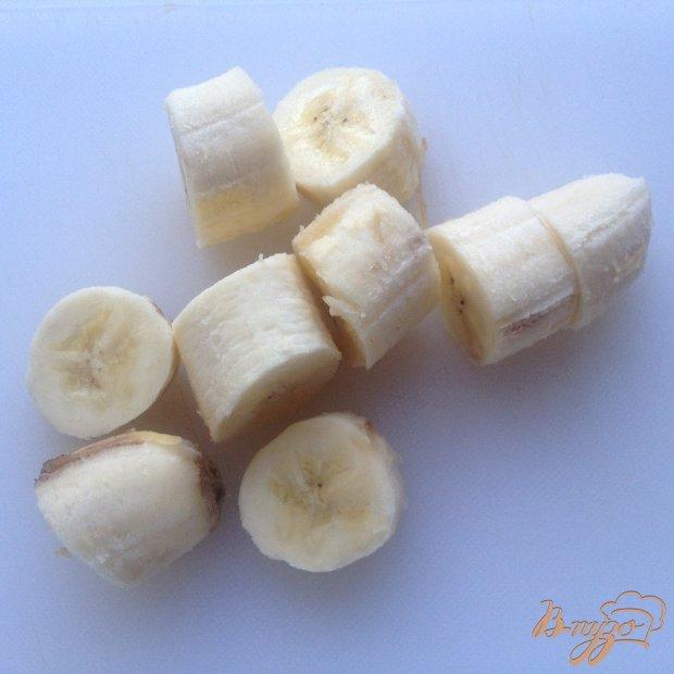Бананово-клубничный смузи