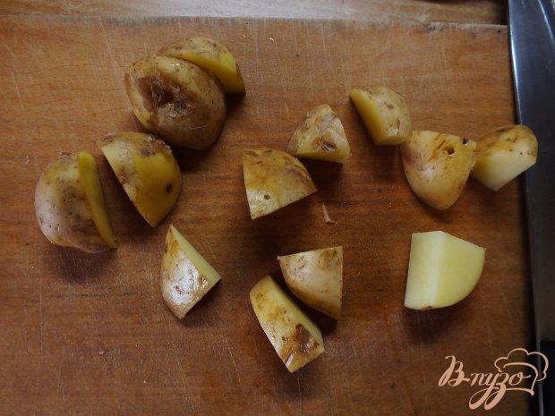 Рецепт Суп с кабачками и молодым картофелем