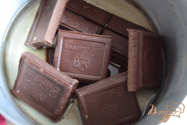 Рецепт Шоколадный пирог с рикоттой