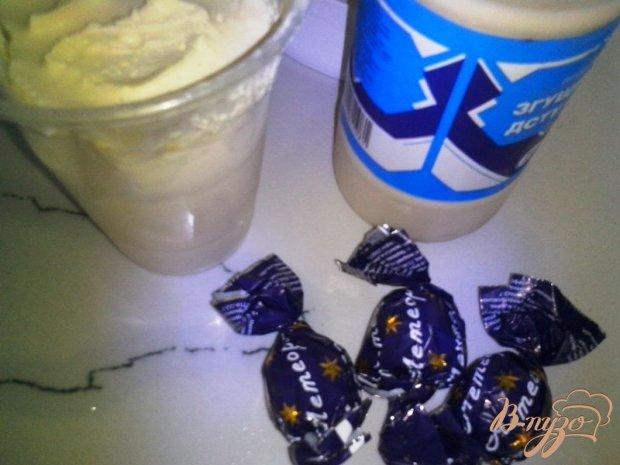 Рецепт Домашнее мороженое «Пломбир» в мороженице