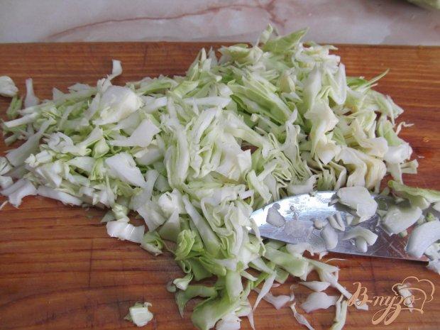 Рецепт Летний салат со сметаной