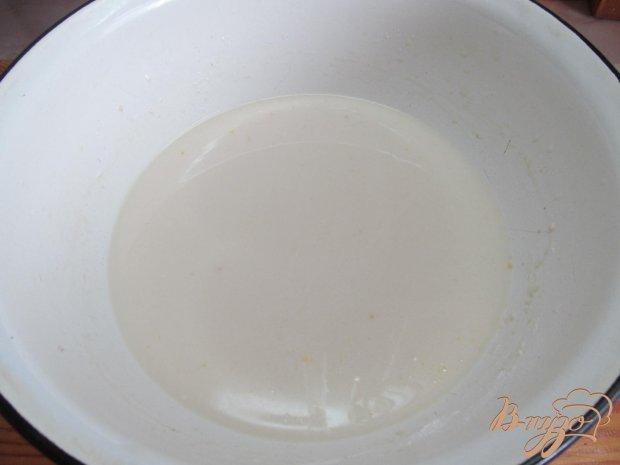 Рецепт Булочки на кислом молоке с кориандром